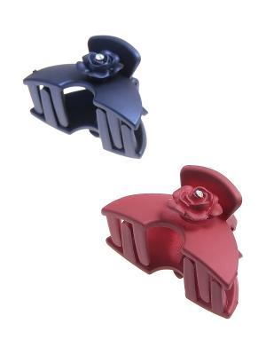 Краб (комплект- 2 шт.) Migura. Цвет: бордовый, синий