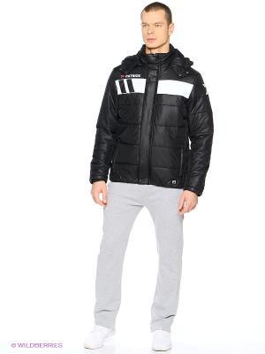 Куртка Patrick. Цвет: черный, белый