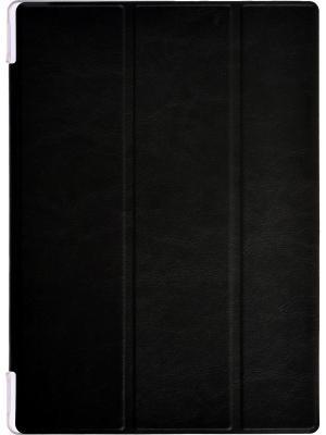 Чехол slim case для Lenovo TAB 2 A10-30 ProShield. Цвет: черный