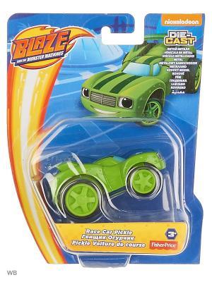 Машинка Mattel. Цвет: темно-зеленый