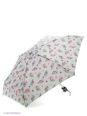 Зонт Fulton. Цвет: серый