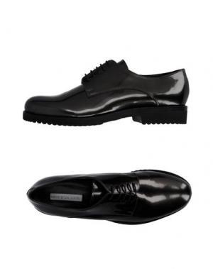 Обувь на шнурках RÊVE D'UN JOUR. Цвет: свинцово-серый