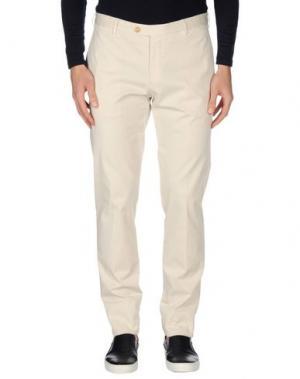 Повседневные брюки GERMANO. Цвет: бежевый