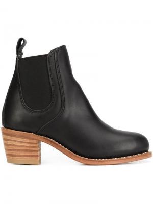 Ботинки Челси Red Wing Shoes. Цвет: чёрный