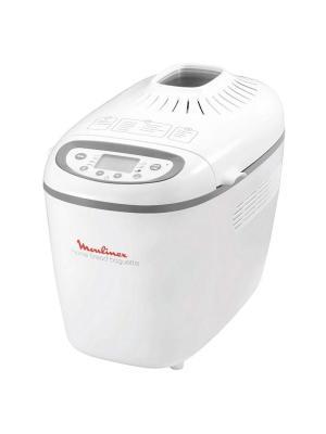 Хлебопечь Moulinex OW6121 1600Вт белый. Цвет: белый