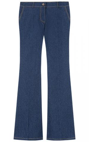 Текстильные брюки La reine blanche