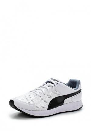 Кроссовки Puma. Цвет: белый