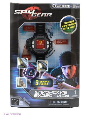 Набор Шпионские видео часы SPIN MASTER. Цвет: черный