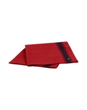 Салфетка под приборы LEXINGTON. Цвет: красно-коричневый