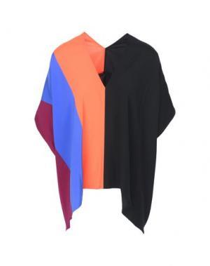 Блузка ZERO + MARIA CORNEJO. Цвет: черный