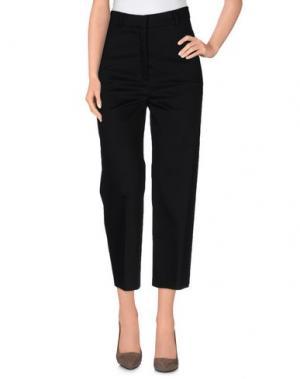 Повседневные брюки PIU' &. Цвет: черный