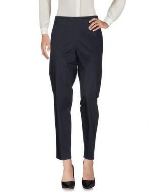 Повседневные брюки GUNEX. Цвет: темно-синий