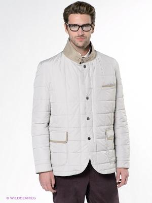 Куртка Giovane Gentile. Цвет: бежевый