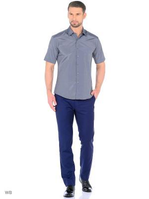 Рубашка мужская CARAT.. Цвет: черный