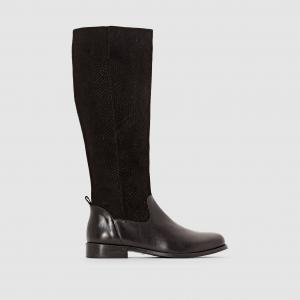 Ботинки кожаные Arade MELLOW YELLOW. Цвет: черный