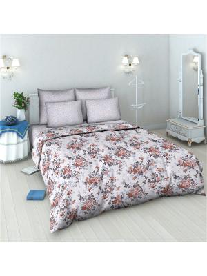 Комплект постельного белья 2 спальный Василиса. Цвет: бежевый