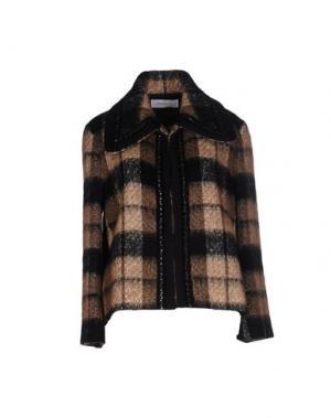 Куртка CRISTINAEFFE. Цвет: черный