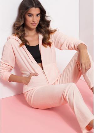Комплект: куртка + брюки Venca. Цвет: бежевый (слоновая кость)
