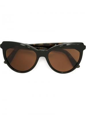 Солнцезащитные очки Erzulie Zanzan. Цвет: чёрный