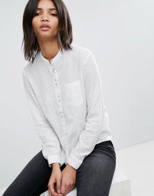Esprit Рубашка. Цвет: белый
