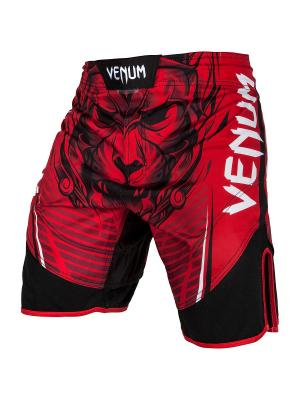 Шорты ММА Venum Bloody Roar Black/Red. Цвет: черный, красный