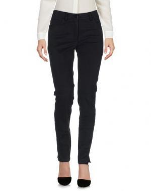 Повседневные брюки SFIZIO. Цвет: черный