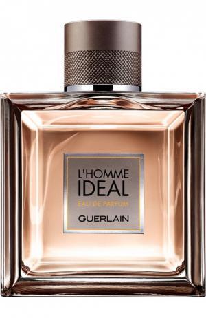 Парфюмерная вода LHomme Ideal Guerlain. Цвет: бесцветный