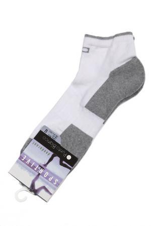 Носки 2 пары Punto Blanco. Цвет: белый