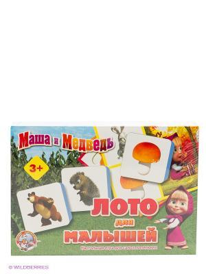 Игровой набор МАША И МЕДВЕДЬ. Цвет: зеленый, красный