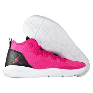 Кроссовки Jordan. Цвет: розовый