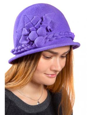 Шляпа Three S. Цвет: сиреневый