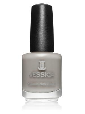 Лак для ногтей  #719 Renaissance Fair, 14,8 мл JESSICA. Цвет: серый