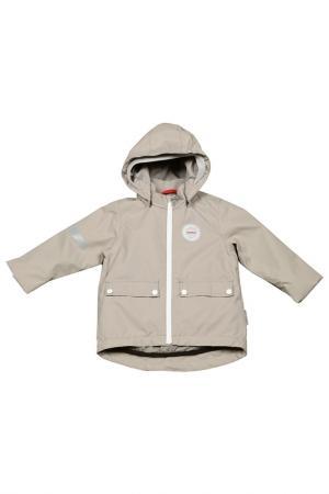 Куртка Reima. Цвет: песочный