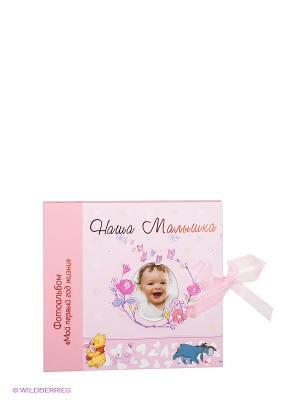 Фотокнига, набор Наша Малышка, 28X31 VELD-CO. Цвет: розовый