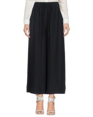 Повседневные брюки ELIZABETH AND JAMES. Цвет: черный