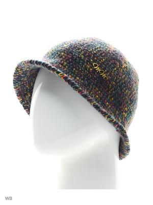 Шляпа Попугайчик ТТ. Цвет: черный
