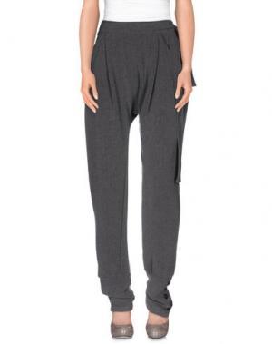 Повседневные брюки SITA MURT/. Цвет: свинцово-серый