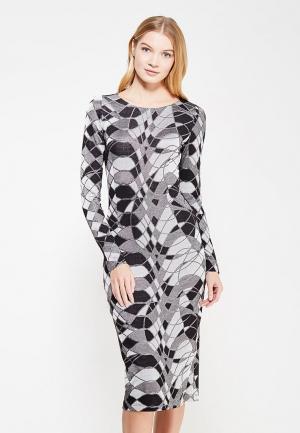 Платье Demurya Concept. Цвет: серый