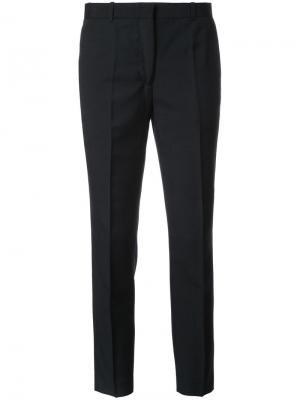 Укороченные строгие брюки Each X Other. Цвет: чёрный