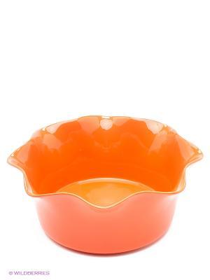 Форма для выпечки Frybest. Цвет: оранжевый