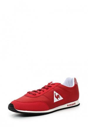 Кроссовки Le Coq Sportif. Цвет: красный