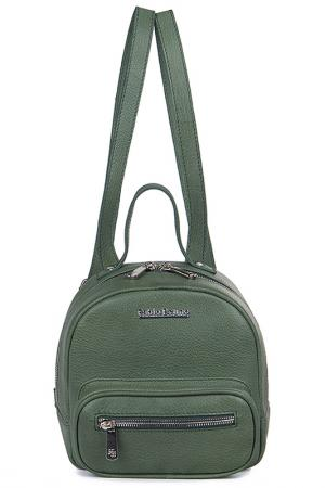 Рюкзак FABIOBRUNO. Цвет: зеленый