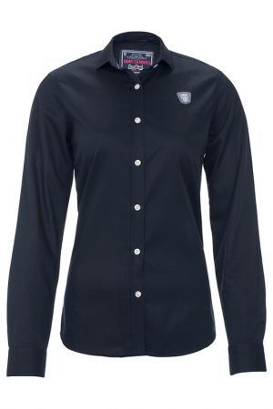 Рубашка JIMMY SANDERS. Цвет: navy