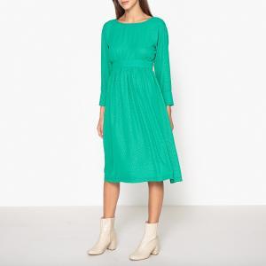 Платье с оголенной спиной SISTER JANE. Цвет: зеленый