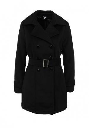 Пальто Catwalk88. Цвет: черный