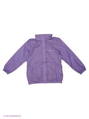 Куртка CHAMPION. Цвет: сиреневый