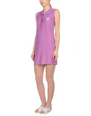 Пляжное платье BRACCIALINI MARE. Цвет: розовато-лиловый