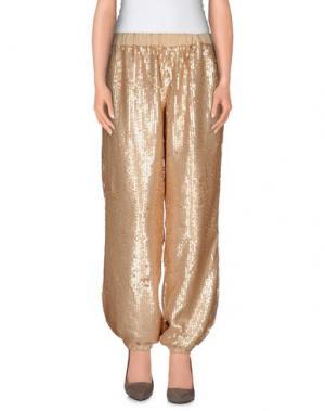 Повседневные брюки BEA. Цвет: бежевый