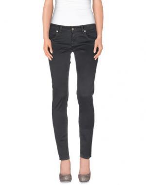 Повседневные брюки MAISON CLOCHARD. Цвет: сиреневый