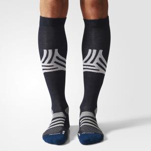 Футбольные гетры Tango 3-Stripes  Performance adidas. Цвет: белый